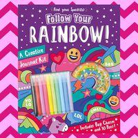 Follow Your Rainbow: A Creative Journal Kit