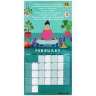 Mindfulness & Meditation 2022 Square Calendar image number 2