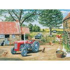 Out in the Countryside 3-in-1 Jigsaw Puzzle Set image number 4