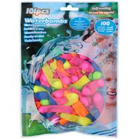 Self-Sealing Water Balloons: Pack of 100