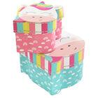 Unicorn Shaped Storage Boxes - Set of 2 image number 4