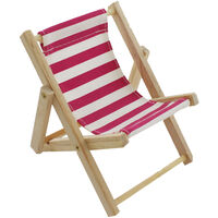 Deck Chair Mobile Phone Holder - Assorted