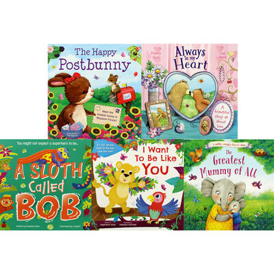 Snooze-Time Stories: 10 Kids Picture Books Bundle image number 2