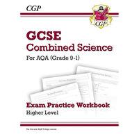CGP GCSE Combined Science Grade 9-1: Exam Practice Workbook