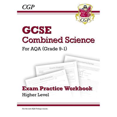 CGP GCSE Combined Science Grade 9-1: Exam Practice Workbook image number 1