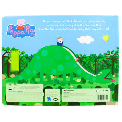 Peppa Pig Stomp And Roar image number 3