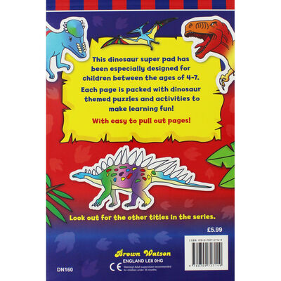 Dinosaur Super Pad image number 2