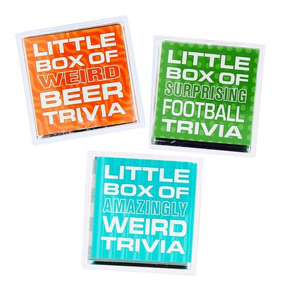 Little Boxes Of Trivia  image number 2