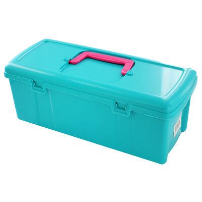 Blue Plastic 5L Utility Box image number 2