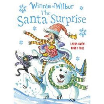 Winnie and Wilbur: The Santa Surprise image number 1