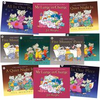The Large Family Collection: 10 Kids Picture Books Bundle