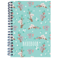 A4 Wiro Koala Notebook