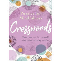 Puzzles For Mindfulness: Crosswords