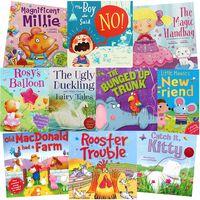 Friendly Animal Friends: 10 Kids Picture Books Bundle