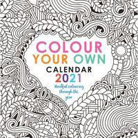 2021 Calendar: Colour your Own
