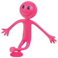 Bendable Smiler Toy: Assorted
