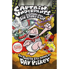 Captain Underpants and the Sensational Saga of Sir Stinks-A-Lot image number 1