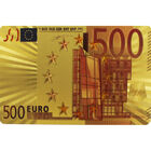 Metallic Euro Note Style Playing Cards - Assorted image number 4