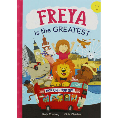 Freya is the Greatest image number 1