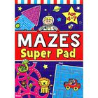 Mazes Super Pad: Age 4-7 image number 1
