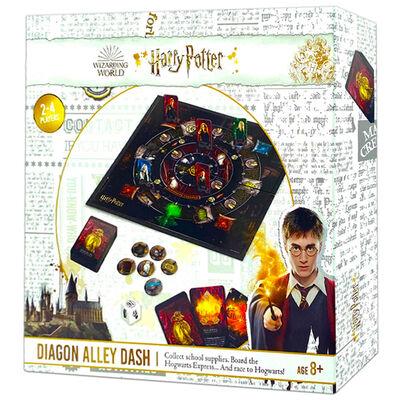 Harry Potter Diagon Alley Dash Board Game image number 1
