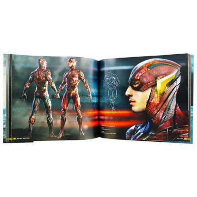 Justice League: The Art of the Film image number 3