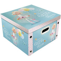 Ballerina Collapsible Storage Box