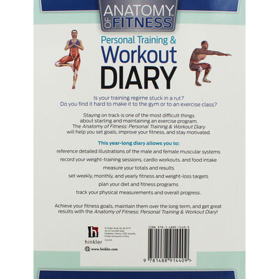 Anatomy of Fitness: Personal Training & Workout Diary image number 3