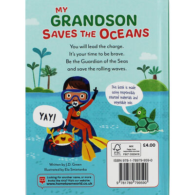 My Grandson Saves The Oceans image number 2