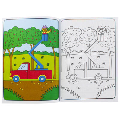 3 In 1 Colouring Farm image number 3