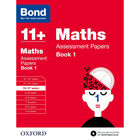 Bond 11+ Maths Assessment Papers image number 1