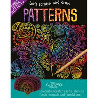 Lets Scratch and Draw: Patterns