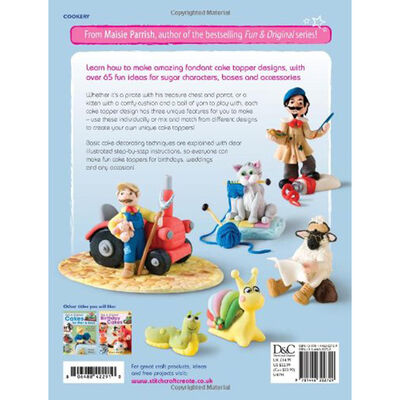 Character Cake Toppers image number 2