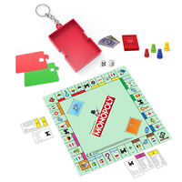 Monopoly Mini Game