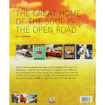 Drive: The Definitive History of Motoring image number 4