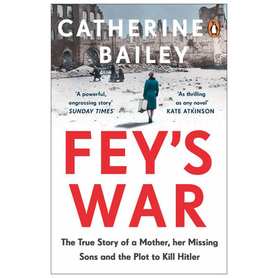 The Sisters of Auschwitz & Fey's War Book Bundle image number 3