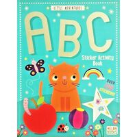 Little Adventures ABC Sticker Activity Book