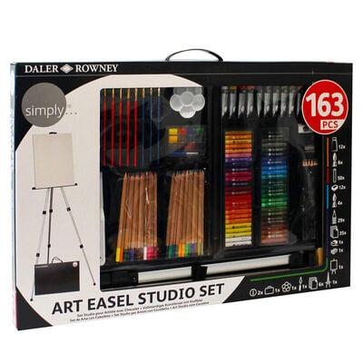 Art Easel Studio 163 Piece Set image number 1