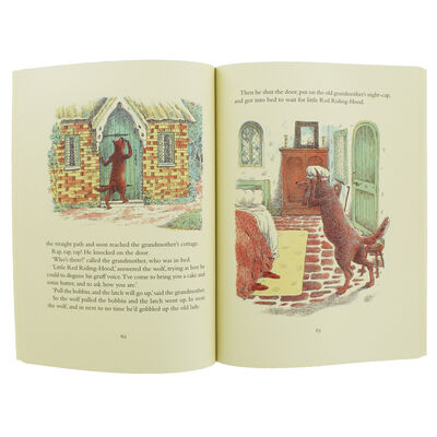 Jack and the Beanstalk: A Book of Nursery Stories image number 2