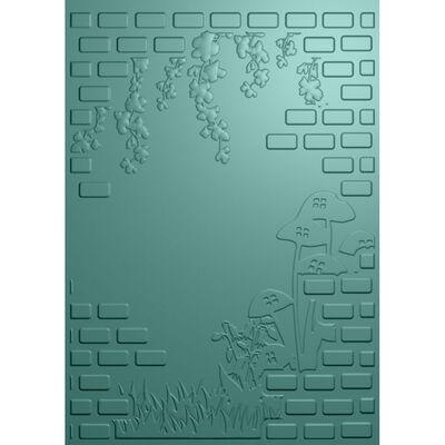 Natures Garden Fairy Garden 3D Embossing Folder - Hidden Garden image number 2