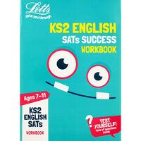 Letts KS2 English: SATs Success Workbook