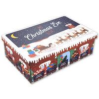 Fold Up Christmas Eve Box - Assorted