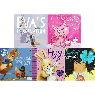 Treehouse Tales: 10 Kids Picture Books Bundle image number 2