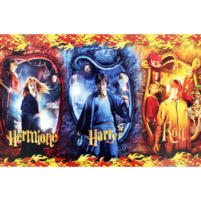 Harry Potter 104 Piece Jigsaw Puzzle image number 3