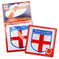 England Sliding Puzzle