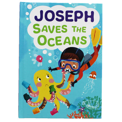 Joseph Saves The Oceans image number 1