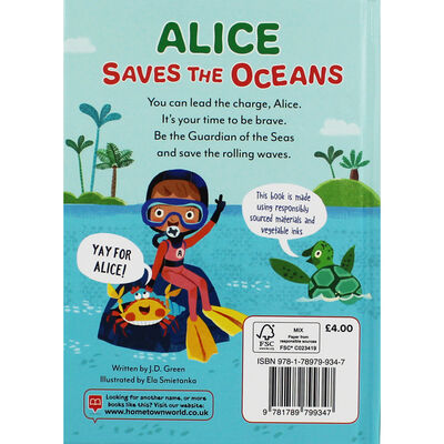 Alice Saves The Oceans image number 2