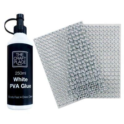 Create Your Own Kraft Scrapbook Bundle image number 3