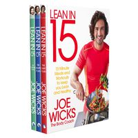 Joe Wicks Body Coach 4 Book Bundle
