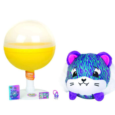 Pikmi Pops - Plush Tiger image number 3